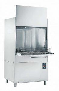wasmachine voor messenkorven