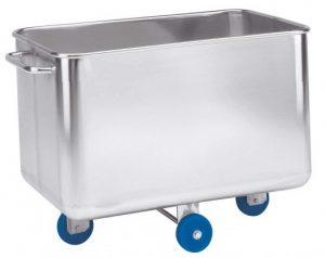 rvs kuipwagen 450 liter