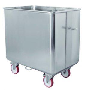 rvs kuipwagen 875 liter